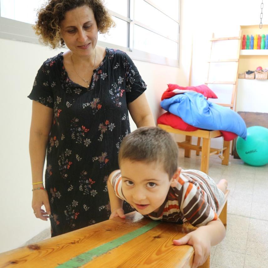 טיפול רגשי, קלינאות תקשורת, ריפוי בעיסוק בחיפה